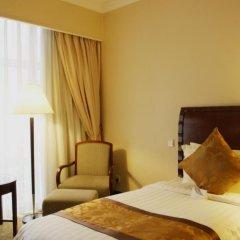 Hotel Equatorial Shanghai 4* Стандартный номер с различными типами кроватей