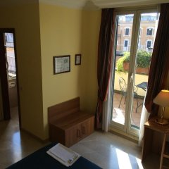 Hotel Principe Di Piemonte 3* Стандартный номер с двуспальной кроватью
