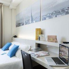 B&B Hotel Torino Стандартный номер с различными типами кроватей фото 9