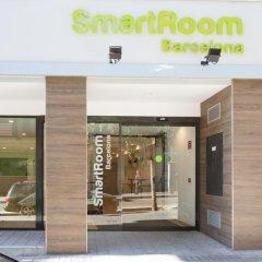 Отель SmartRoom Barcelona вид на фасад фото 2