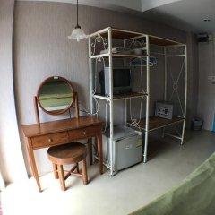 Отель Roof View Place 2* Стандартный номер с двуспальной кроватью фото 5