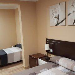 Отель Pension Restaurante AVENIDA 3* Стандартный номер с различными типами кроватей фото 7