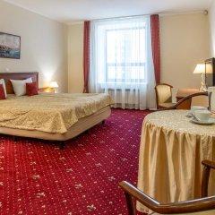 Гостиница Самара 3* Стандартный номер с разными типами кроватей фото 10