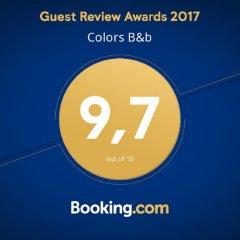Отель Colors B&B Италия, Палермо - отзывы, цены и фото номеров - забронировать отель Colors B&B онлайн спортивное сооружение
