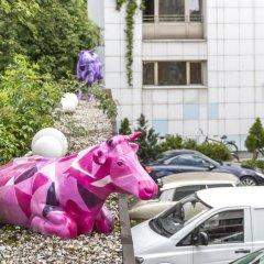 Отель Der Salzburger Hof Австрия, Зальцбург - 1 отзыв об отеле, цены и фото номеров - забронировать отель Der Salzburger Hof онлайн парковка