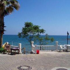 Poseidon Hotel Side пляж