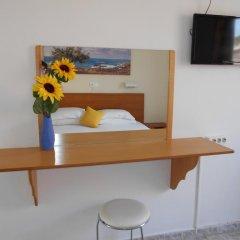 Отель Florida Hotel Греция, Родос - отзывы, цены и фото номеров - забронировать отель Florida Hotel онлайн комната для гостей фото 4