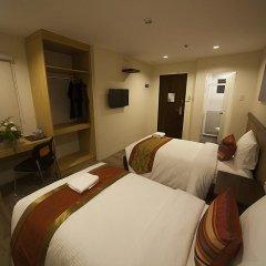 Отель NS Royal Pensione 3* Студия с различными типами кроватей фото 3