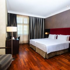 Отель NH Poznan 4* Стандартный номер с различными типами кроватей фото 6