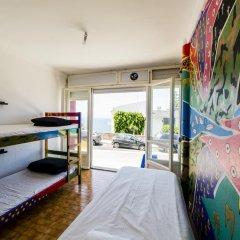 Hostel & Surfcamp 55 Кровать в общем номере двухъярусные кровати фото 9