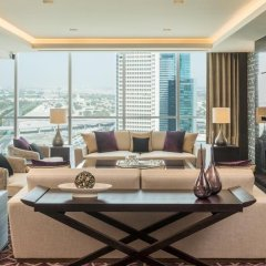Sheraton Grand Hotel, Dubai 5* Президентский люкс с различными типами кроватей фото 3