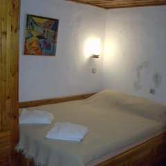 Отель Guest House Zarkova Kushta Стандартный номер разные типы кроватей фото 4