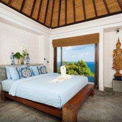 Отель Cape Shark Pool Villas 4* Вилла Делюкс с различными типами кроватей фото 7