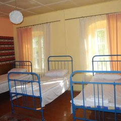 Eden Hostel & Guest House Кровать в общем номере с двухъярусной кроватью фото 5