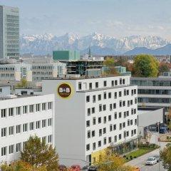 B&b Hotel München City-west Мюнхен