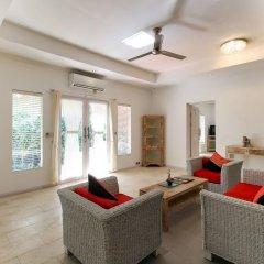 Отель Aleesha Villas 3* Представительский люкс с различными типами кроватей