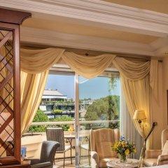 Отель Rome Cavalieri, A Waldorf Astoria Resort 5* Номер Делюкс с 2 отдельными кроватями