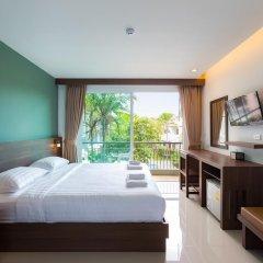 Отель Parida Resort 3* Номер Делюкс фото 9
