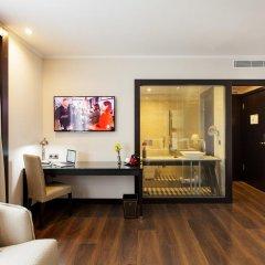 Quentin Boutique Hotel 4* Улучшенный номер с различными типами кроватей фото 26