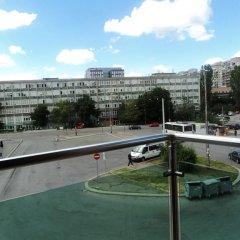Hotel 007 балкон