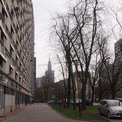 Отель Apartament Przechodnia Варшава парковка