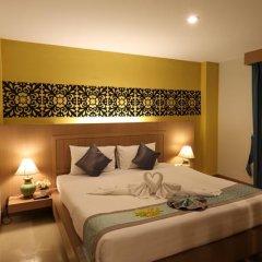 Ansino Bukit Hotel 3* Улучшенный номер двуспальная кровать фото 29