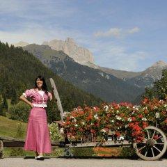 Alpine Touring Hotel Долина Валь-ди-Фасса помещение для мероприятий фото 2