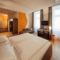 Hotel Rathaus - Wein & Design 4* Стандартный номер с различными типами кроватей фото 8