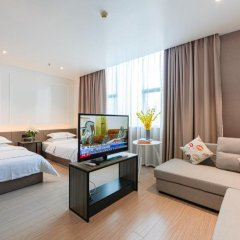 Guangzhou Hengdong Business Hotel 3* Стандартный номер с 2 отдельными кроватями фото 2