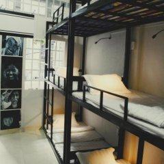 Saigon Friends Hostel Кровать в общем номере с двухъярусной кроватью фото 8