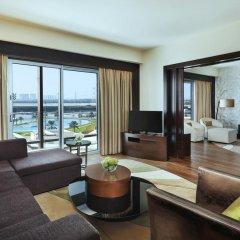 Marriott Hotel Al Forsan, Abu Dhabi 5* Полулюкс с различными типами кроватей фото 8