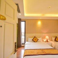 Hanoi HM Boutique Hotel 3* Стандартный номер с различными типами кроватей фото 2