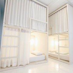 Hao Hostel Кровать в общем номере фото 7