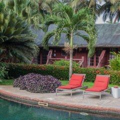 Отель Bom Bom Principe Island 4* Бунгало с различными типами кроватей фото 19