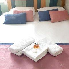 AlaDeniz Hotel 2* Номер Делюкс с различными типами кроватей фото 26
