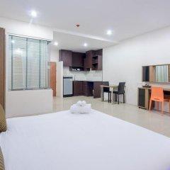 Отель Chic Residences at Karon Beach 2* Студия с различными типами кроватей