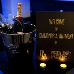 Апартаменты Diamonds Apartment Улучшенные апартаменты с различными типами кроватей фото 19