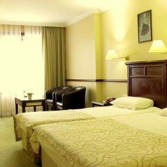 Topkapi Inter Istanbul Hotel 4* Стандартный номер с различными типами кроватей фото 49