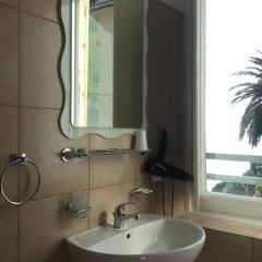 Отель Villa Orchidea Камогли ванная