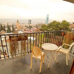Отель Tbilisi View 3* Номер Делюкс с различными типами кроватей фото 5