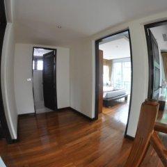 Отель Baan Khao Hua Jook 3* Вилла с различными типами кроватей фото 24