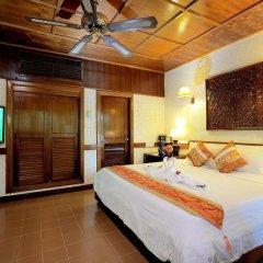 Отель Tropica Bungalow Resort 3* Улучшенное бунгало с различными типами кроватей фото 32