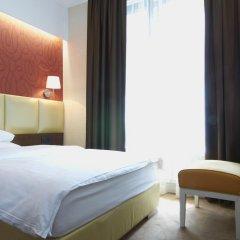 Crystal Hotel Belgrade 4* Номер Делюкс с различными типами кроватей фото 3