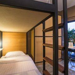 Отель Srisuksant Square Кровать в общем номере с двухъярусной кроватью фото 2