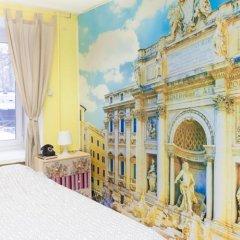 Гостиница Landish Hostel в Москве 4 отзыва об отеле, цены и фото номеров - забронировать гостиницу Landish Hostel онлайн Москва комната для гостей фото 2