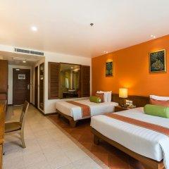 Отель Ravindra Beach Resort And Spa 5* Улучшенный номер с разными типами кроватей фото 6