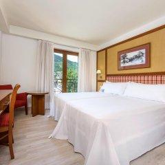 Отель Tryp Vielha Baqueira Стандартный номер двуспальная кровать фото 4