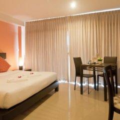Отель Rattana Residence Thalang 3* Стандартный номер с различными типами кроватей фото 7