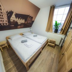 Elewator Gdansk Hostel комната для гостей фото 4