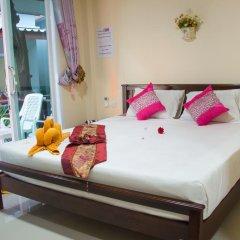 Отель Lanta Wild Beach Resort 2* Номер Делюкс с различными типами кроватей фото 8